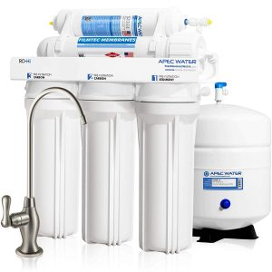 APEC Water Systems Ultimate High Output RO-Hi Filter System