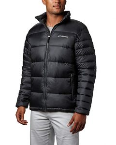 Columbia Men's Insulated Frost Fighter Puffer Jacket