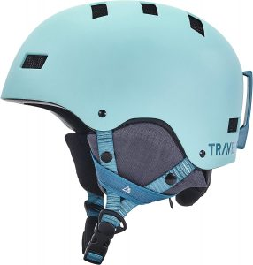 Traverse H1 2-in-1 Convertible Ski Helmet