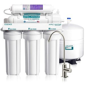 APEC Top 6-Stage Alkaline Mineral Ultra Safe Water Filter System