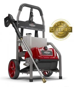 Briggs and Stratton 20680 Electric 1.2 GPM 1800 PSI Pressure Washer