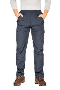 Nonwe Men's Winter Outdoor Snow Ski Pants