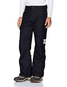 DC Men's 10k Water Proof Banshee Snowboard Pants