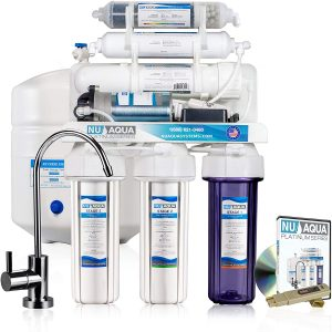 NU Aqua Platinum Series 6-Stage Water Filter System