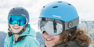 Top 10 Best Ski Helmets in 2019 – Winter Skiing Helmet with Safety
