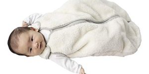 baby deedee Sleep Nest Teddy Baby Sleeping Bag