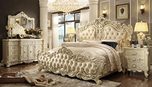 Inland Empire Eastern King Furniture Serena Adult Bed Set