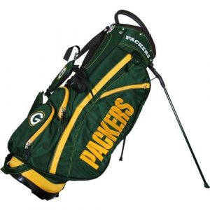 Team Golf NFL Fairway 14-way Top, Lightweight Golf Stand Bag
