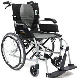 Karman Healthcare Ultra Lightweight Ergonomic Wheelchair
