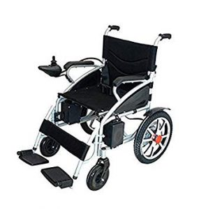 COMFY GO Electric Foldable Electric Wheelchairs