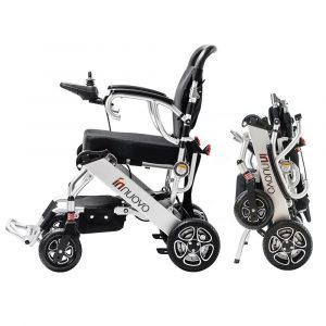 Innuovo- Electric Power comfortable and lightweight Wheelchair