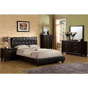 Furniture of America- 6-Piece Contemporary Style Bedroom Set