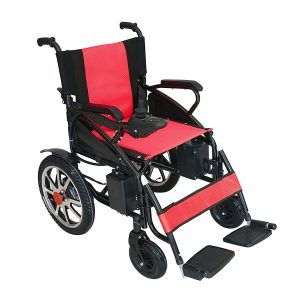 Comfy Go 2019 UPDATED Silla de Ruedas Electric Wheelchairs