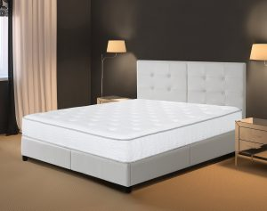 Olee Sleep 10 Inches Milk way Tight Top Spring Twin Mattress