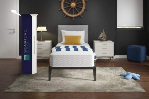 Signature Sleep 10 Inch Twin Coil Mattresses
