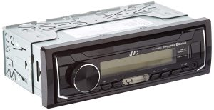 JVC Marine AM:FM:BT:Sat Mechless Ready