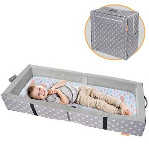 Milliard Portable –Foldable Toddler Bumper Bed