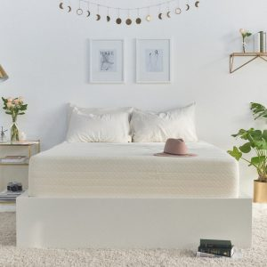 Brentwood Home Cypress CertiPUR Certified Non-Toxic Twin Mattress