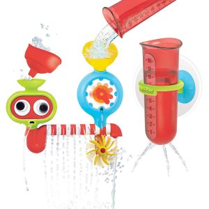 Yookidoo Spin 'N' Sprinkle Water Lab Baby Bath Toy