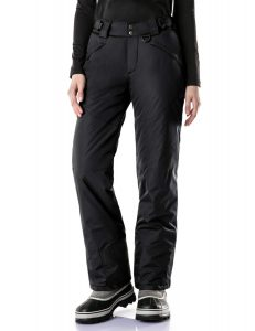 TSLA Women's Rip-Stop XKB90:XKB92 Windproof Snow Pants