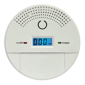 Vitowell Smoke Detector and Carbon Monoxide Alarm for Home