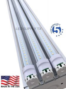 PrimeLights 8550 Lumens 4 Foot LED Garage Light Fixture