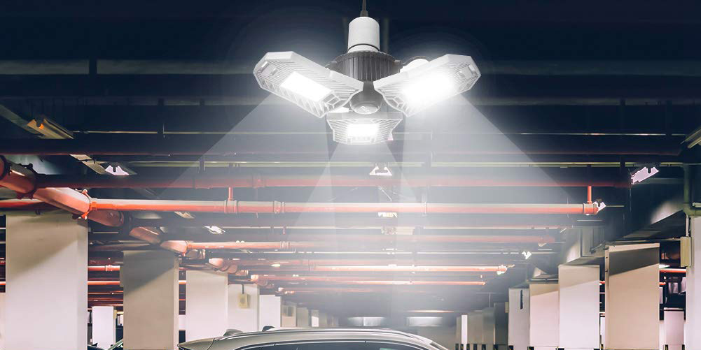 Top 10 Best Led Garage Lights In 2019 Reviews Hqreview