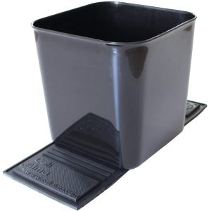 Coli Alma- Auto Car Trash Bin Vehicle Garbage Can