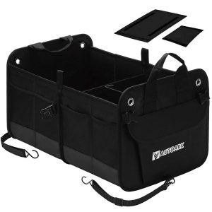 AUTOARK Multipurpose Durable Collapsible SUV Trunk Car Organizer