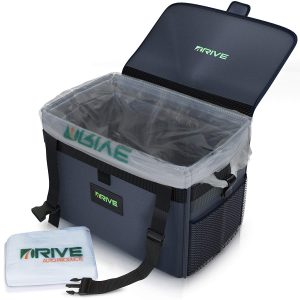 Drive Auto Products XL Waterproof Large Car Trash Can Garbage Kit