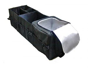 Absolute- Untimate Car Trunk Organizer with Premium Insulation Cooler