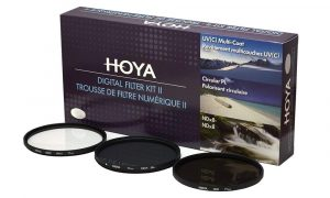Hoya Digital 67mm Filter Kit
