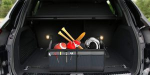 Car Trunk Organizer by FORTEM