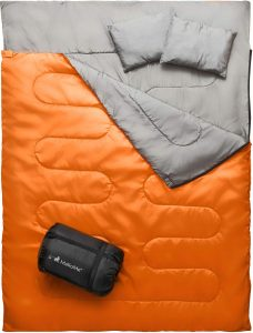 MalloMe Camping Waterproof 3 Season Warm Sleeping Bag