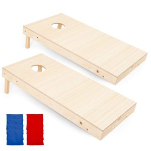 Play Platoon Regulation Wooden 2 x 4 Ft Tournament Cornhole Boards