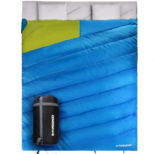 FUNDANGO Double 2 Person Oversize XL Sleeping Bags
