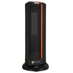 Homegear Electronic Oscillating Remote and Digital Control Panel Tower Heater