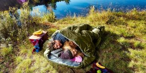 Top 10 Best 2 Person Sleeping Bags in 2020 – Reviews
