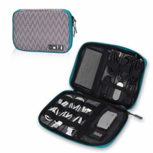 Hynes Eagle Travel Electronics Universal Cable Organizer