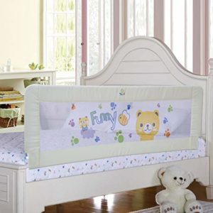 Seven Colors Extra Long Baby Children Bed Rail
