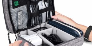 Electronics Organizer Bag