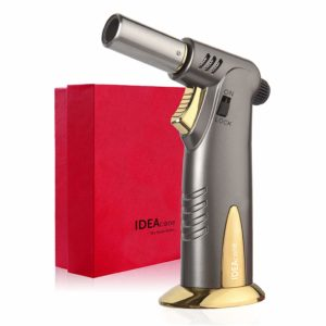 IDEAcone Alloy Color Culinary Torch Butane Torch