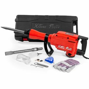 XtremepowerUS 2200Watt Electric Demolition Jackhammer