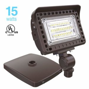 HYPERLITE 15W LED Waterproof Flood Light