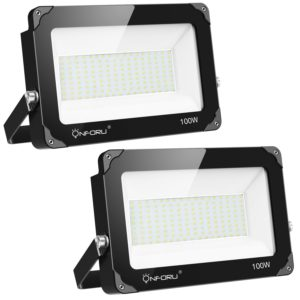 Onforu 100W Waterproof LED Flood Light