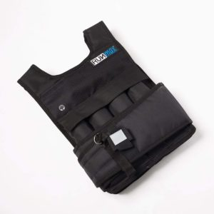 RUNmax Pro 12lbs- 60lbs Weighted Vest