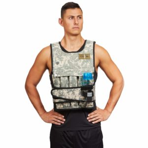 CROSS101 20lbs - 80lbs Weighted Vest