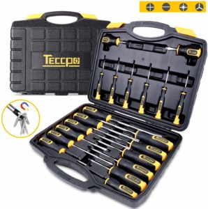 TECCPO-THTC03H 20-Piece Magnetic Screwdriver Tool Set