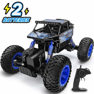 YEZI All Terrain Waterproof RC Truck