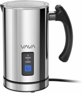 VAVA Stainless Steel Milk Frother Electric Liquid Heater